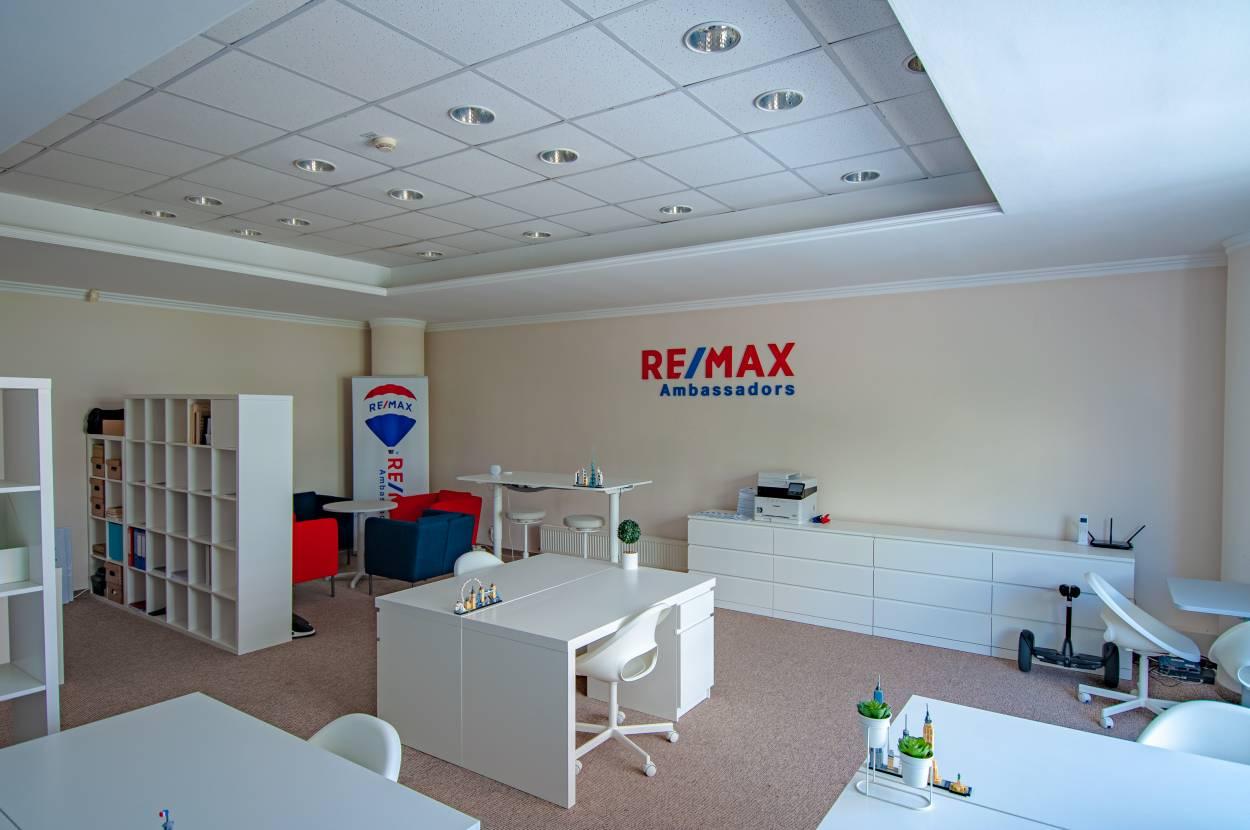 Logo - RE/MAX Ambassadors