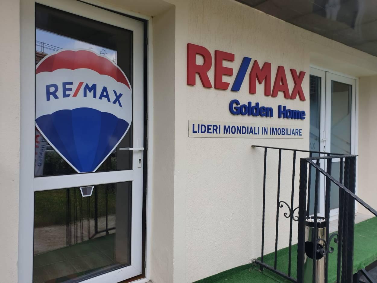 Logo - RE/MAX Golden Home