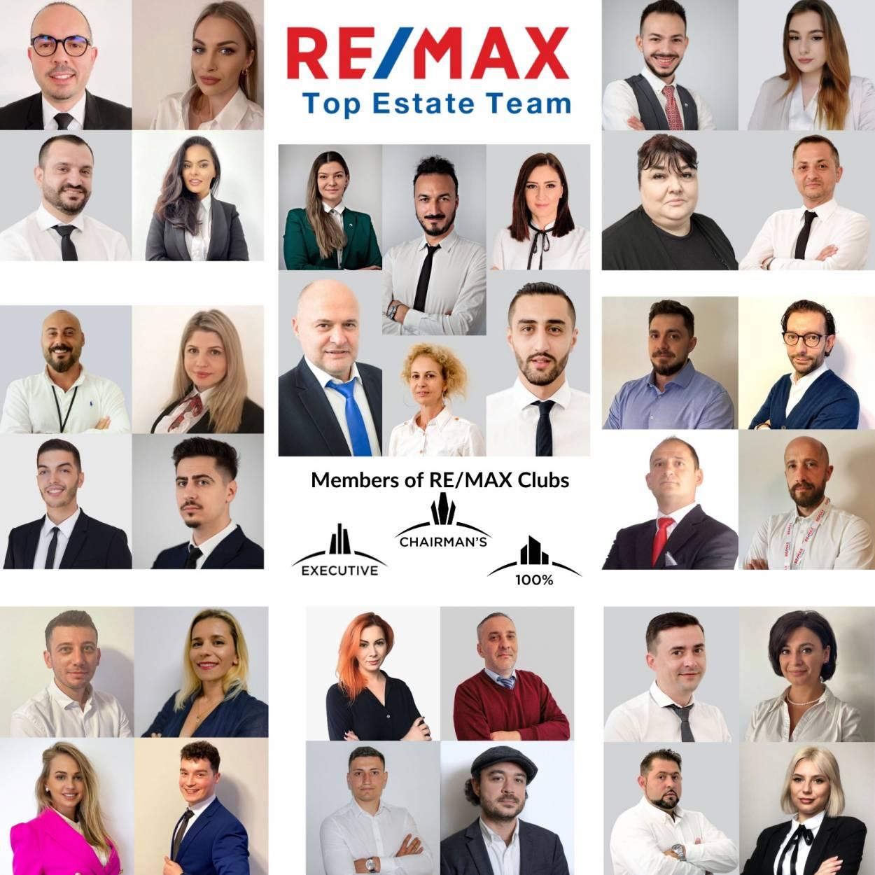 Logo - RE/MAX Top Estate Team