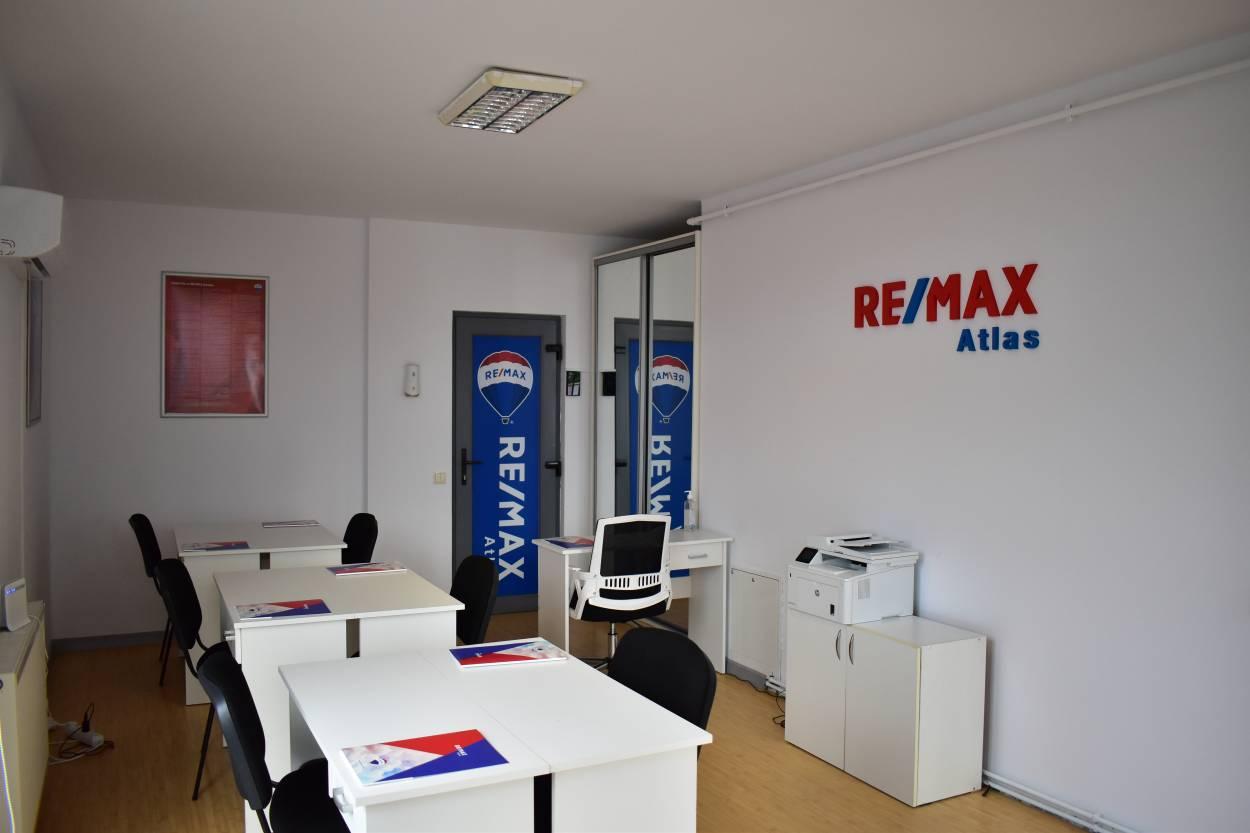 Logo - RE/MAX Atlas