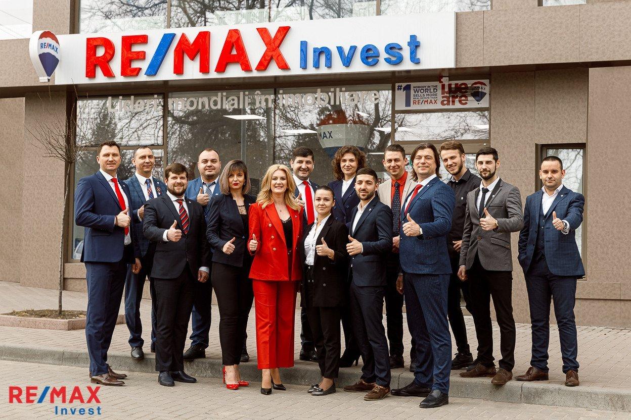 Logo - RE/MAX Invest