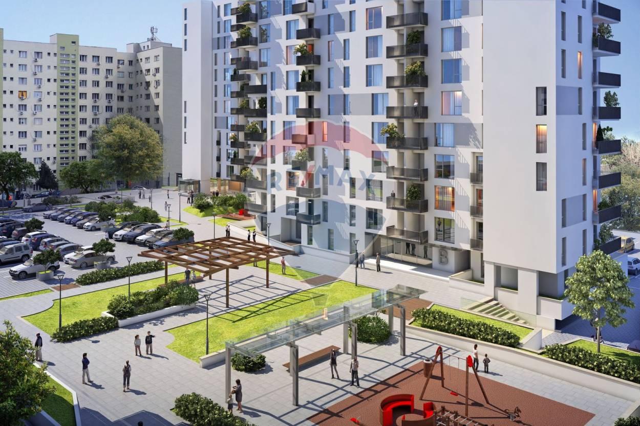 Apartament 4 camere Mega Mall-Pantelimon