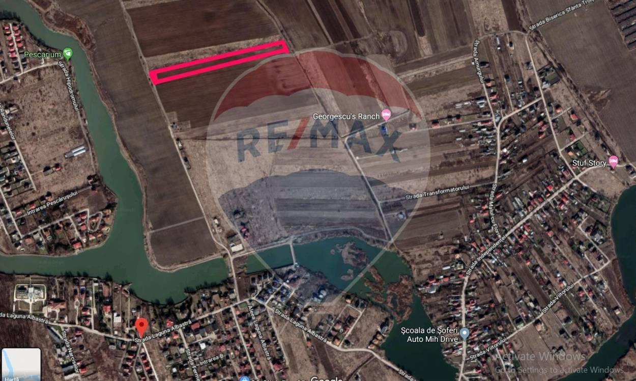 Land Inside The Built Up Area 4870 Sqm For Sale Bucuresti Ilfov